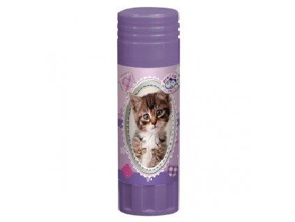 lepidlo kočka s kočkou kočičí kotě