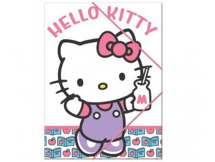 desky kočka s kočkou kočičí Hello kitty