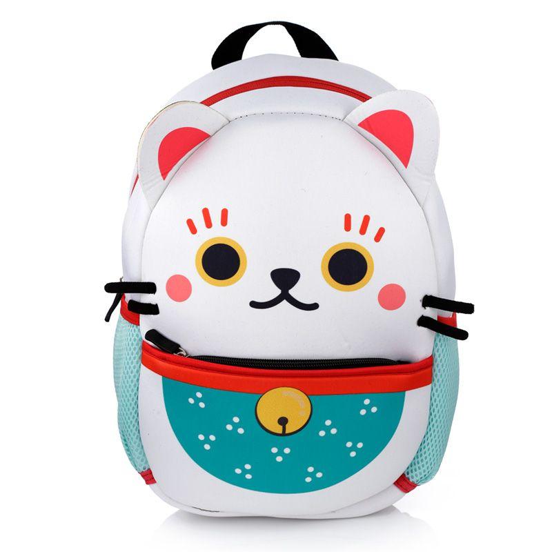 Neoprénový batoh s kočkou Maneki Neko