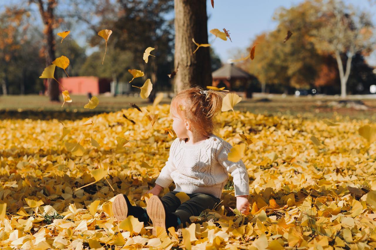 Ako obliecť dieťatko na jeseň? Osvojte si jedno základné pravidlo!