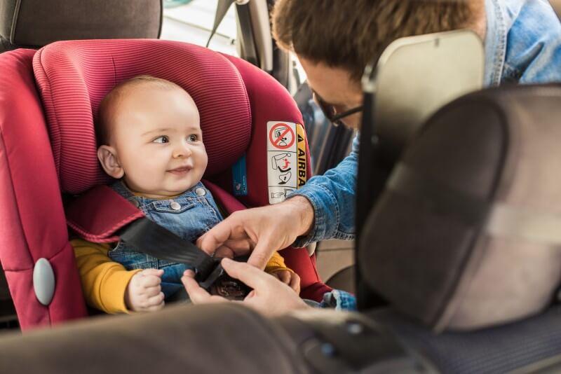 Zabezpečte deťom v aute maximálnu bezpečnosť