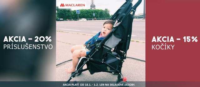 Akcia Maclaren
