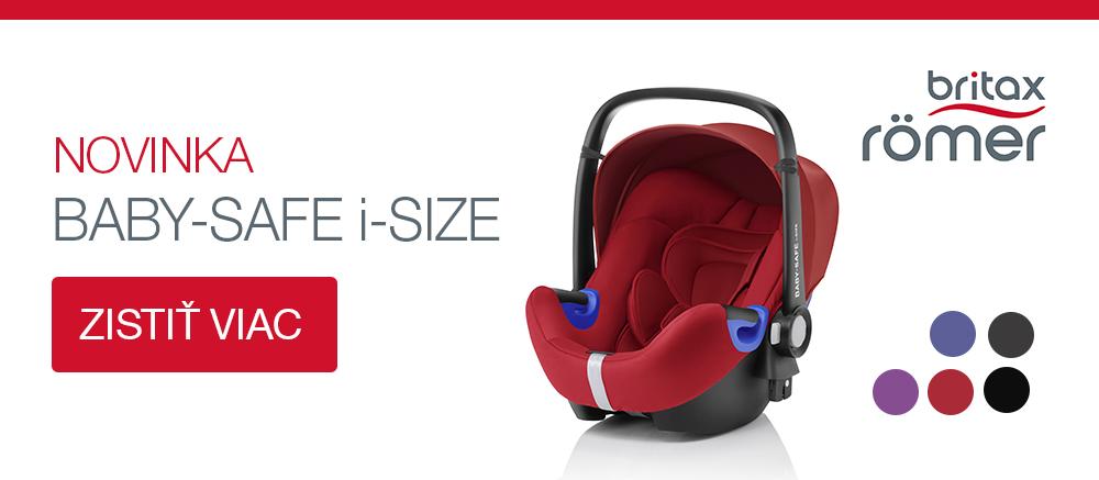i-size baby safe