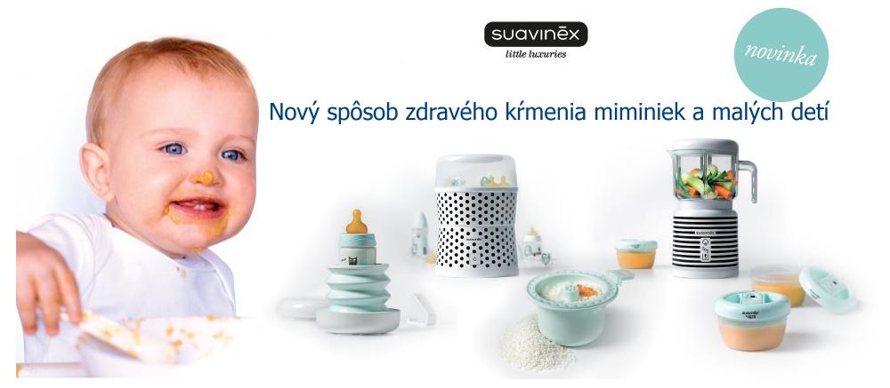 suavinex jedlo