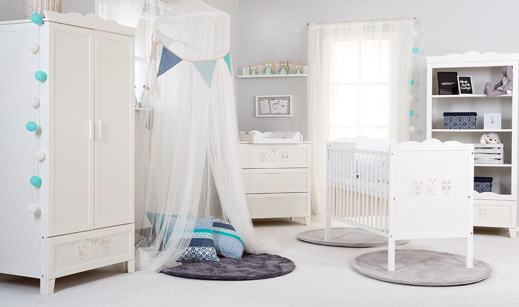 Skrine a komody do detskej izby