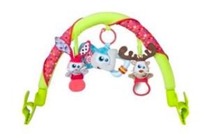Hračky na postieľku, kočík a autosedačku