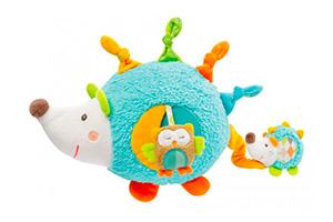 Hrkálky, hryzadlá a hračky pre bábätká