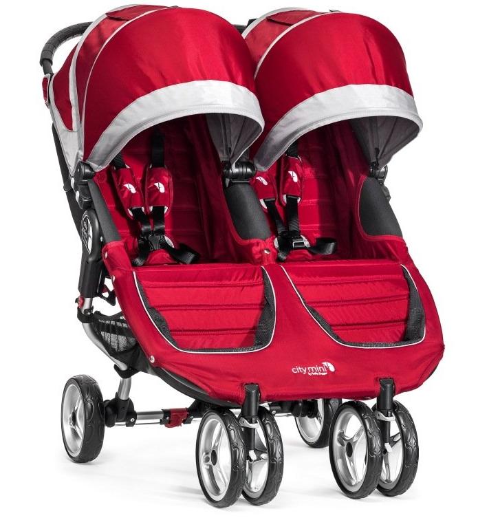 Kočík pre dvojičky Baby Jogger
