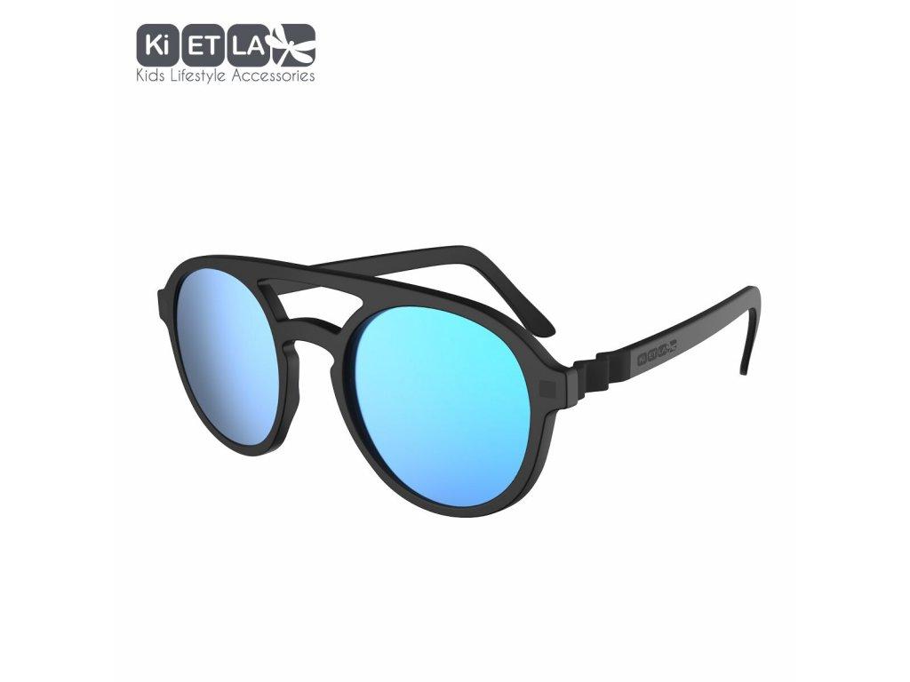 ... KIETLA CraZyg Zag slnecne okuliare pilotky cierne preview ... 13469ccc049