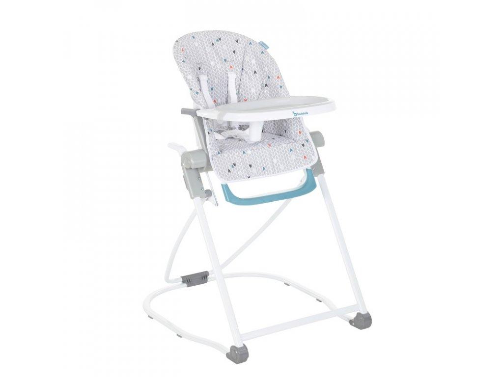 5ab68f7d5a63 Badabulle jedálenská stolička Compact