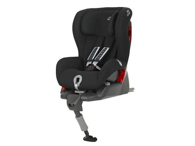 BRITAX-ROMER SAFEFIX plus 2017
