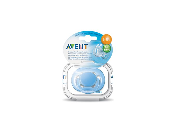 Avent Cumlík sensitive 6-18m 1ks