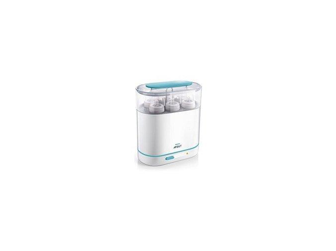 Avent Elektrický parný sterilizátor 3v1 SCF284/03