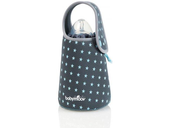 Babymoov ohrievač fliaš cestovný Blue Stars