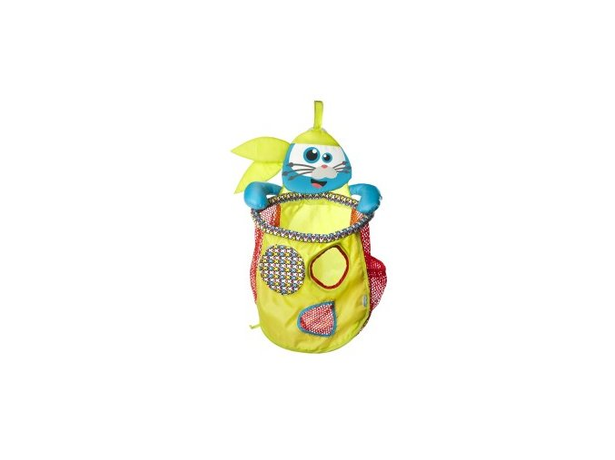 Sieť na hračky do vane Tuleň