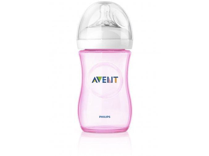Avent Fľaša Natural PP 260ml