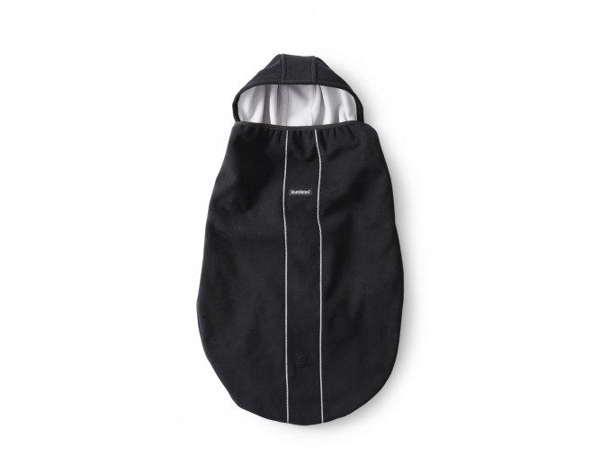 Baby Bjorn Prikrývka k nosiču Black