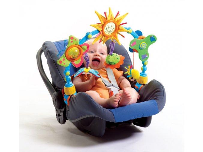 Oblúk na detský kočík - Slnečný deň