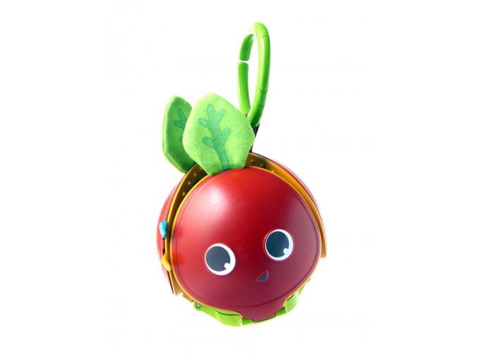 Interaktívne jabĺčko na objavovanie