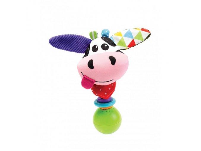 Yookidoo Hudobné zvieratko- kravička