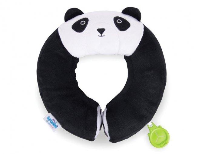 trunki cestovny vankusik panda