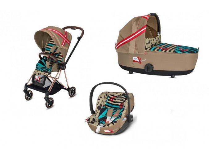 set kombinovany kocik cybex by karolina kurkova mios seat pack 20191