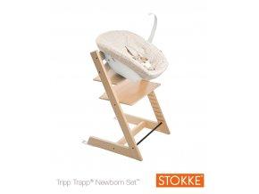 Stokke TRIPP TRAPP Set textílií k Newborn setu