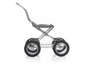 Podvozok Comfort /nafukovacie kolesá + kôš