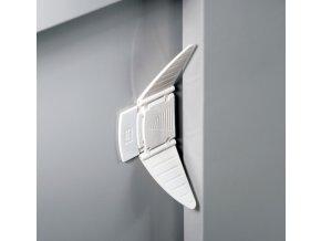 Bezpečnostný uzáver posuvných dverí