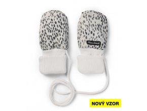 elodie details zimne rukavicky mittens Dots of Fauna