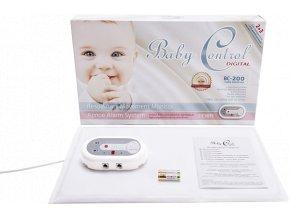 Monitor dychu Baby Control Digital BC-200
