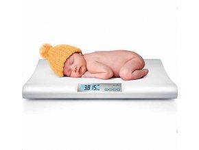 Nuvita Dojčenská digitálna váha