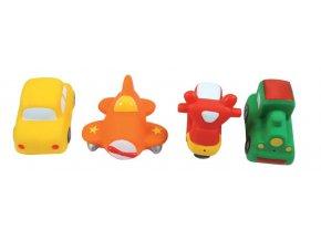LUDI - Hračky do vody transport 4ks