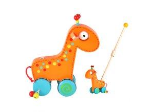 Fiesta Crafts Žirafka na tyči 2 v 1
