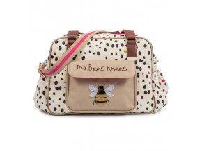 Pink Lining Prebaľovacia taška THE BEES KNEES