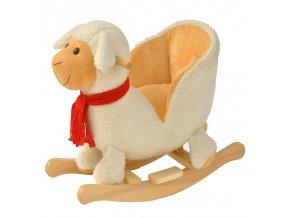 BabyGo Hojdacie zvieratko - Ovečka