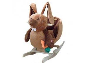 BabyGo Hojdacie zvieratko - Zajko