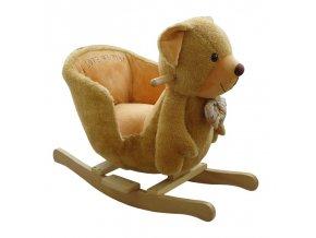 BabyGo Hojdacie zvieratko - Medvedík