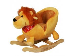 BabyGo Hojdacie zvieratko - Levík