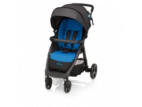 baby design sportovy kocik clever 2017 modry