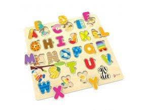 Abecedné puzzle