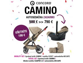 Concord Mobility Set Camino Air.Safe