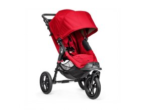 baby jogger sportovy kocik city elite red