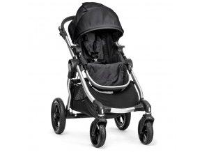 baby jogger kocik city select strieborna konstrukcia onyx