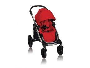 baby jogger kocik city select strieborna konstrukcia ruby