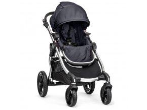 baby jogger kocik city select strieborna konstrukcia titanium