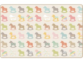 101043 Parklon Silky playmat Wooden Pony