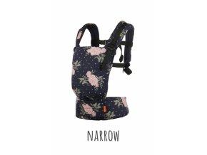 tula ergonomicky nosic free to grow blossom