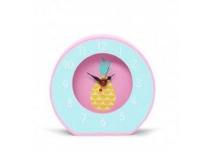 penny scallan detske hodiny ananas