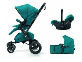 1 mobility neo scuba green